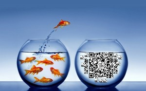 thinkoutsidetheboxgoldfish with QR Wechatgroup