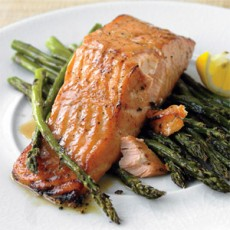 Honey Mustard Salmon