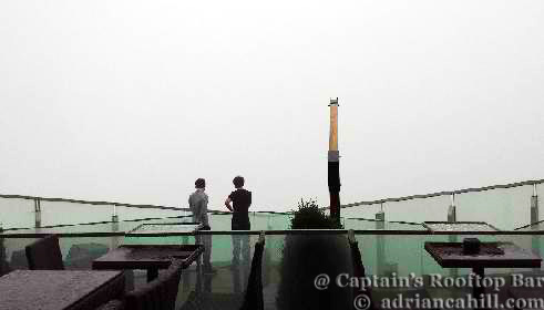 Captain's rooftop Shanghai