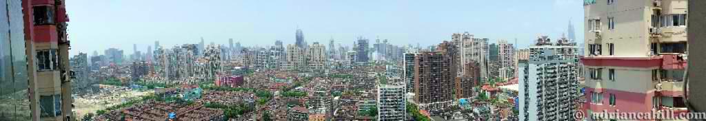 Shanghau Apartment