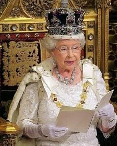 Queen Elizabeth-8x6