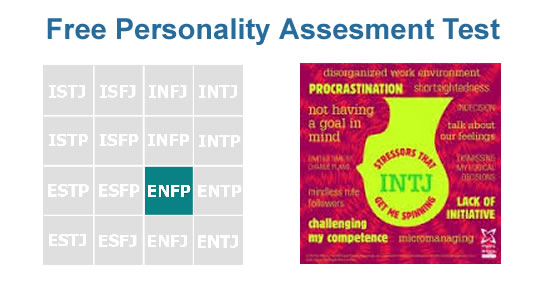 Free Personality assesment