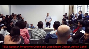 TEDx Speaker Investor to Coach