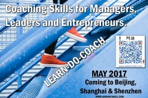 Coaching Skills Weekend China