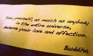 Buddha's life quotes