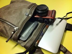bag for gadgets