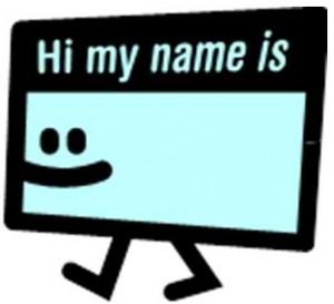 Hi my name is Name Tag