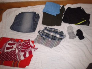 clothes to wear